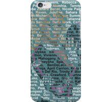 ru girls iPhone Case/Skin