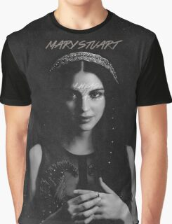 REIGN - Mary Graphic T-Shirt