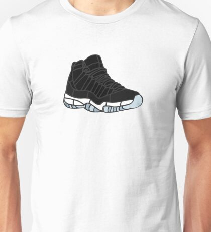 J11 - Space Jam Art Unisex T-Shirt