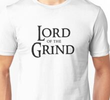 Lord of the Grind (Black) Unisex T-Shirt