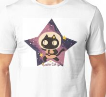 Cookie Cat Unisex T-Shirt