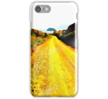 Road to eternity: Molokai  iPhone Case/Skin