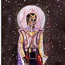 Warrior Class Man - Venus by didielicious