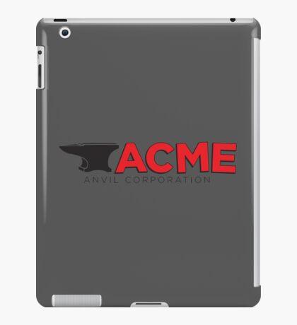 acme iPad Case/Skin