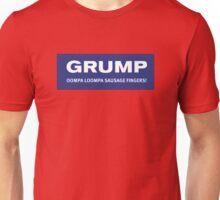 GRUMP Campaign - Blue Unisex T-Shirt