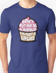 No Cupcake Unisex T-Shirt