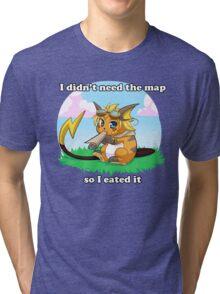Rezreal - League of Pokemon Tri-blend T-Shirt