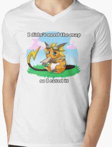 Rezreal - League of Pokemon Mens V-Neck T-Shirt