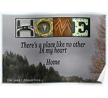 HOME--Wall Hanging Poster