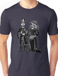 Skeleton Wedding Unisex T-Shirt