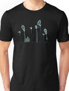 beware of hitchhiking ghosts Unisex T-Shirt