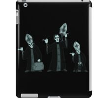 beware of hitchhiking ghosts iPad Case/Skin