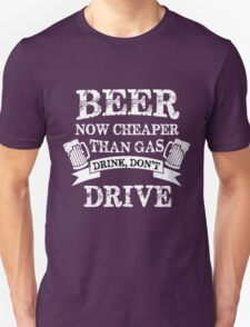 Beer quotes T-Shirt