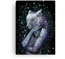 Wolfmother Canvas Print
