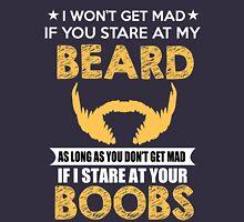 Beard boobs Unisex T-Shirt