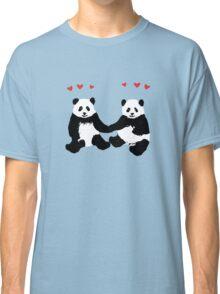 Panda Love Classic T-Shirt