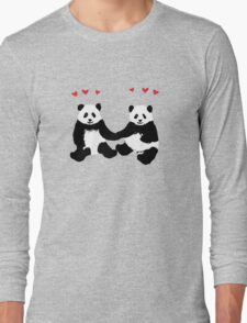 Panda Love T-Shirt