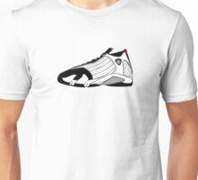 J14 - Black Toe Unisex T-Shirt