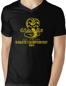 cobra kai Mens V-Neck T-Shirt