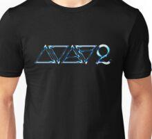 FOUR ELEMENTS PLUS ONE H  - blue chrome Unisex T-Shirt
