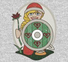 VHEH - Viking girl One Piece - Long Sleeve