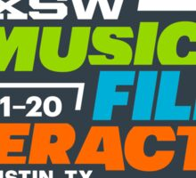 SXSW - 2016 Sticker