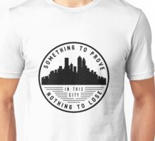 Airplanes City Lyrics Unisex T-Shirt