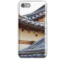 Architecture Of Bukchon Hanok Village  iPhone Case/Skin