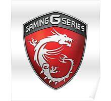 MSI Gaming Poster