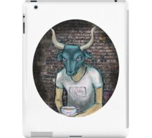 Minotaur aka Lonely Boy iPad Case/Skin