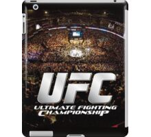 ULTIMATE FIGHTING CHAMPIONSHIP iPad Case/Skin