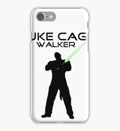 Luke CageWalker iPhone Case/Skin