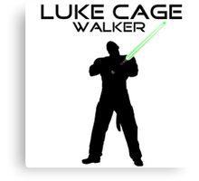 Luke CageWalker Canvas Print