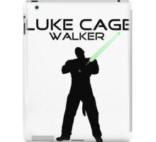 Luke CageWalker iPad Case/Skin