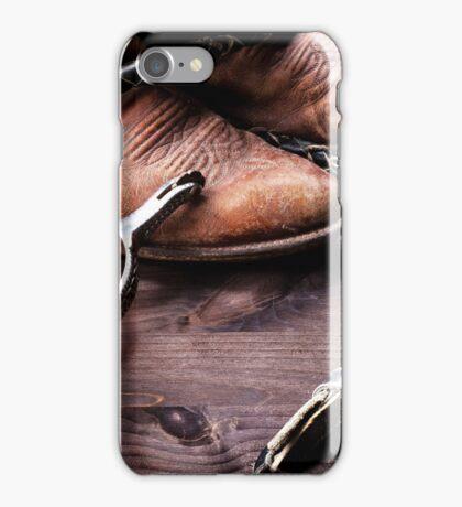 Acs Cowboy iPhone Case/Skin