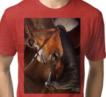 Ridding Tri-blend T-Shirt
