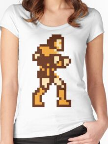 Simon Belmont Women's Fitted Scoop T-Shirt