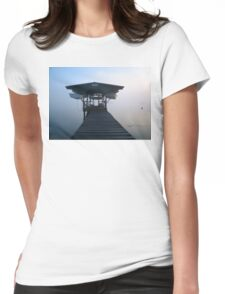 Jetty Womens Fitted T-Shirt