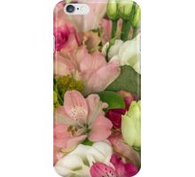 Various flowers close iPhone Case/Skin