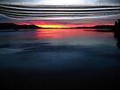 Jetty, Lower Snug, Tasmania by John Douglas
