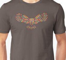 Aztec Owl Unisex T-Shirt