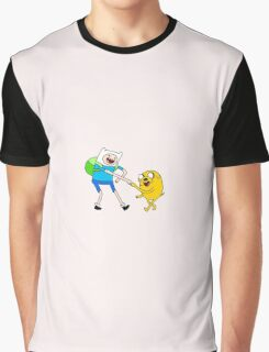 Aventure time  Graphic T-Shirt