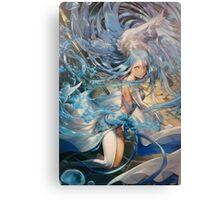Fire Emblem Fates - Azura / Aqua Canvas Print