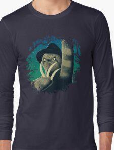 Sloth Freddy Long Sleeve T-Shirt