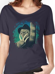 Sloth Freddy Women's Relaxed Fit T-Shirt