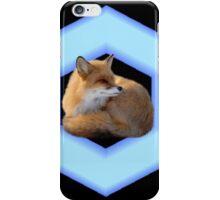 Fox Reflector (Smash Bros) iPhone Case/Skin
