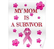 Cancer survivor Poster