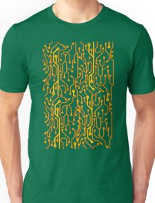 Circuit Board Unisex T-Shirt