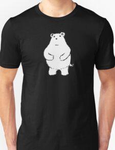 Shy Bear. T-Shirt