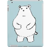 Shy Bear. iPad Case/Skin